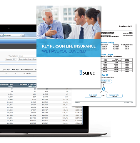 Life Insurance Illustration Output